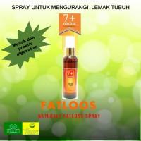Fatloos Spray penghilang lemak tubuh