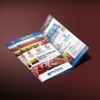 Cetak Brosur / Flyer A5 Art Paper Full Color Per Box 100 pcs