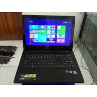 Laptop GAMING CORE i7 dual VGA Normal Lenovo G40