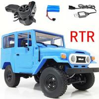 WPL C34 C-34 RTR Version 1/16 RTR 4WD 2.4G Crawler Off Road RC Car