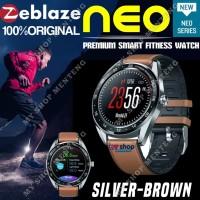 Zeblaze NEO IP67 Waterproof Heart Rate Premium Smart Watch-Brown