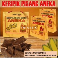 Keripik Pisang Coklat Lampung Aneka Yen-Yen Cokelat