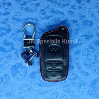 Leather key case Sarung kulit import all new innova type Q