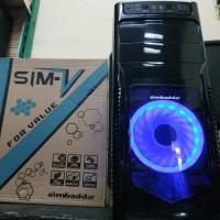 CPU PC RAKITAN CORE I5 2400 HDD 1 TERA OFFICE