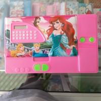 kotak pensil magnet karakter jumbo kalkulator