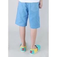 Apparel Boy Pants WAKAI KIDS APP01806 BERMUDA Blue