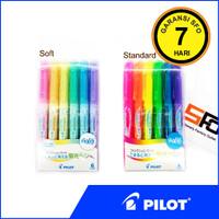 Erasable Highlighter Pilot Frixion Light isi 6 - Standard
