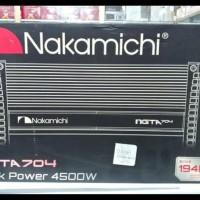 HOT Harga Supplier Nakamichi Power Ngta 704 4500W PMT1