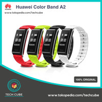 [ORIGINAL] Huawei Color Band A2 Smartband Smartwatch Alt Mi band 3