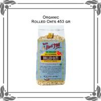 ID Bob s Red Mill Organic Rolled Oats 453gr