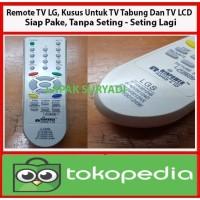 Remote TV LG Untuk TV LG TV Tabung Dan TV LCD