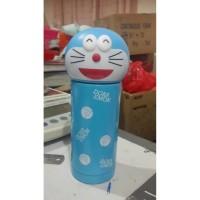 Termos Vacuum Cup Doraemon 200ml Tempat Minum Karakter Doraemon Vacum