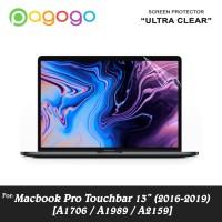 Screen Protector Screen Guard Macbook Pro Touch Bar 13 2019 A2159 Clea