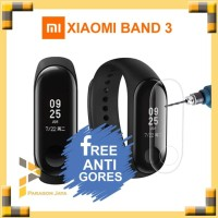 Xiaomi Mi Band 3 / Smartband Smart Watch Xiaomi Miband 3 Original