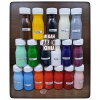 Pigment Pewarna Resin / Cat Resin / 45 Gram - Hijau Daun