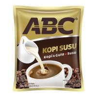 ABC Susu Kopi Bag ( Isi 20Sachet @31 Gram) Pack Of 4