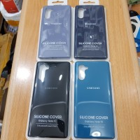 Silicone Silikon Case Oem Samsung Galaxy Note 10 Casing