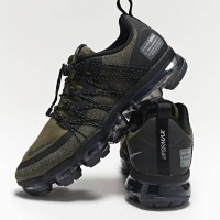 Sepatu Nike Air Vapormax Run Utility Premium Original / Green Tarmac