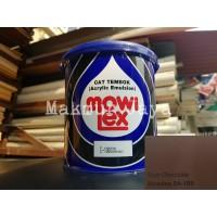 Mowilex Emulsion Rich Chocolate Tinting Cat Tembok Interior