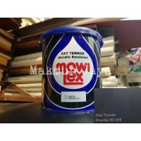 Mowilex Emulsion Blue Thunder Tinting Cat Tembok Interior