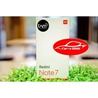 Xiaomi Redmi Note 7 RAM 4 ROM 64 Garansi Resmi TAM