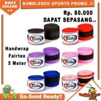 Handwrap Muaythai Fairtex OEM 5M - Strap Tinju Boxing Mma Beladiri