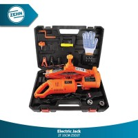Dongkrak Electric ZEHN ZSD2T 2T include Kunci Baut Electric