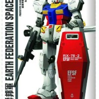 figure gundam seed destiny gundam earth federation space force murah