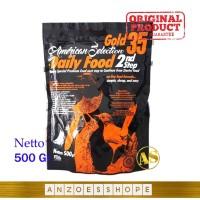 Ams Gold 35 Kasar Daily Food 2nd Step Penambah nutrisi untuk Burung