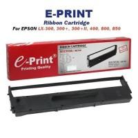 Ribbon Cartridge EPRINT Epson LX300/Catridge E-PRINT LX-300/Ketrit
