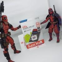 SanDisk Ultra Micro SDHC 128GB memory card 128 GB MicroSD A1 class 10