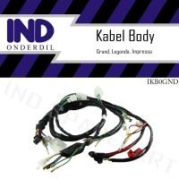 Kabel-Cable-Kable-Cabel Body-Bodi Set Astrea Grand/Legenda/Impressa