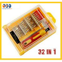 Obeng MULTIFUNGSI / MULTIGUNA 32 In 1 / Mini Screwdriver Set 32in1