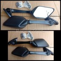 Spion Nmax R25 Tangkai Black Import
