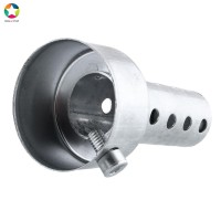 Peredam Suara Knalpot Echaust Motor Bahan Stainless Steel Adjustable