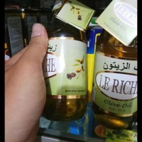 Flash Sale Minyak Zaitun Le Riche 300 Ml Asli Gratis Bubble Wrap Mutu