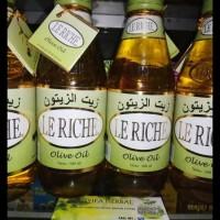 Promo Murah Meriah Minyak Zaitun Le Riche 300 Ml Asli Gratis Bubble