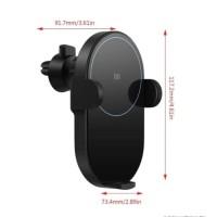 Xiaomi Mi Qi Wireless Car Charger 20W with Car Phone Holder WCJ02ZM