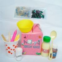 Happy Squishy Maker Set Squishy Kit Espak DIY Kit