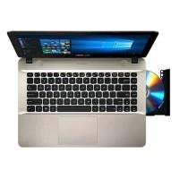 laptop asus X441 intel pentium N5000/ram 4gb/hdd 1tb/win10