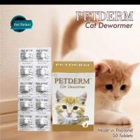 Obat Cacing Untuk Kucing /Pet Drem