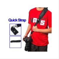 New DISKON Rajawali Quick Rapid Sling Strap Kamera Black Fo