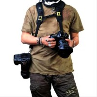 New TERBARU Caden Double Quick Rapid Camera Strap Kamera Sl