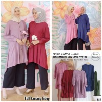 brisia button tunic