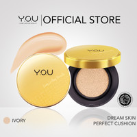 YOU The Gold One Dream Skin Perfect BB Cushion High Coverage