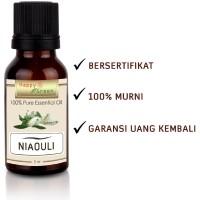 Happy Green Niaouli Essential Oil (10 ml) - Minyak Niaouli