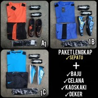Paling Baru Sepatu Futsal Specs Nike Adidas Paket 2018 Paling Baru