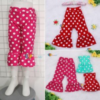 Trumpet Pants Uk 5-6 Th Celana Cutbray Perempuan Legging Pants Modis