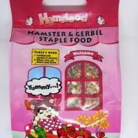 Paling Baru Hamsfood Hamster & Gerbil Staple Food 1000Gr - Makanan