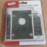 Caddy Harddisk / SSD 12.7mm SATA - Aluminium For Laptop - Notebook